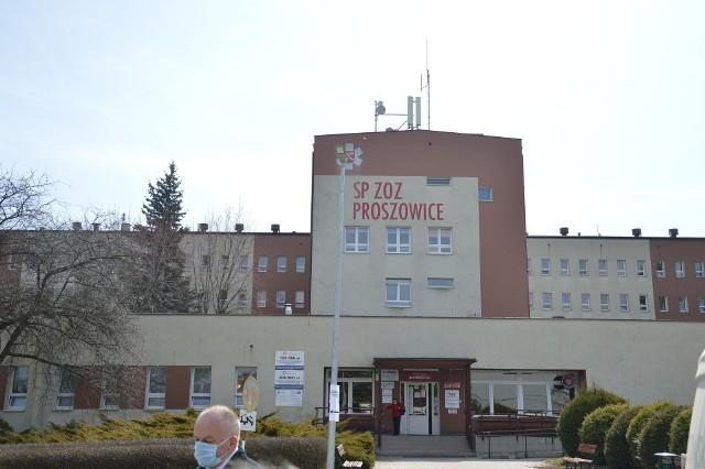Szpital w Proszowicach