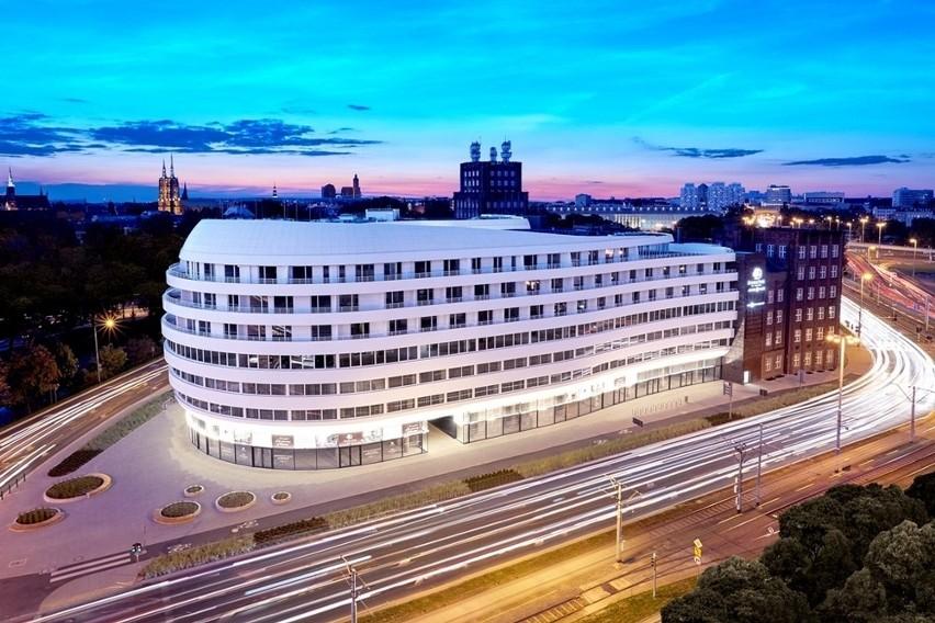 DoubleTree by Hilton Wroclaw jako jedyny hotel z Polski...