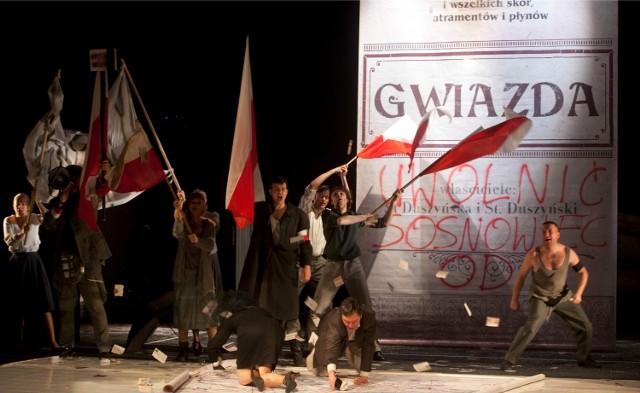Korzeniec Teatr Zagłębia
