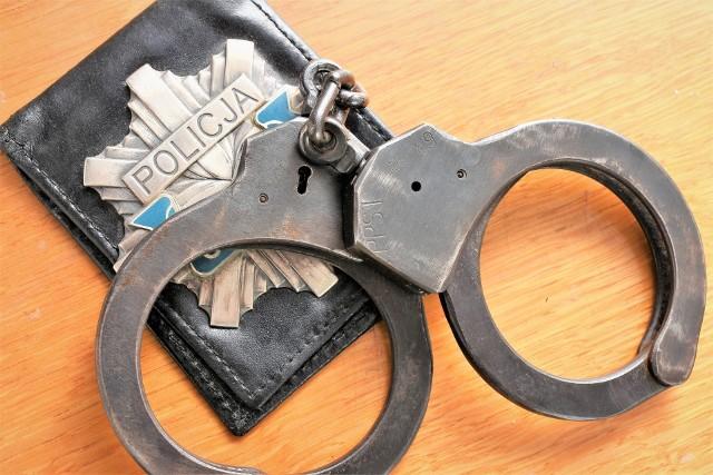 Najwięcej przestępstw odnotowano w powiecie przasnyskim