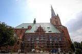 Szczecińska katedra w remoncie. Zobacz, jak teraz wygląda