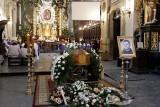 Pogrzeb brata Wawrzyńca Smyrdka. Franciszkanin służył w klasztorach w Rzeszowie i Leżajsku [ZDJĘCIA]