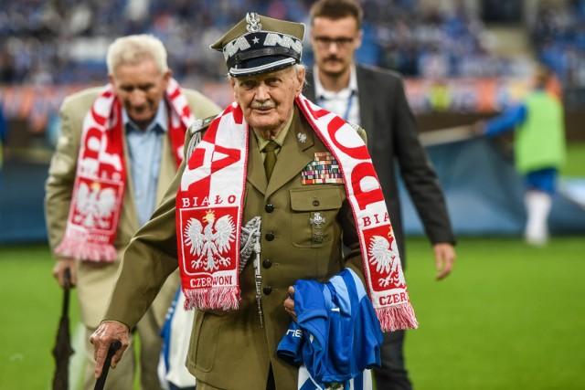 Generał Jan Podhorski, 21 czerwca 2019 roku, obchodzi 98. urodziny.