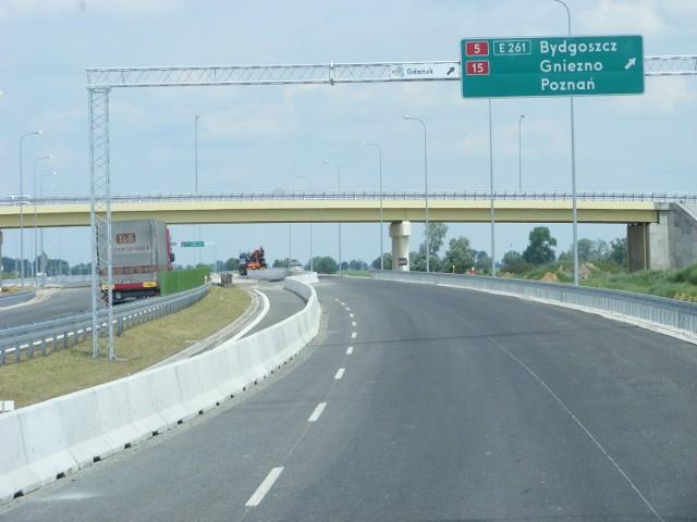 Odcinek S5 od Gniezna do Mielna będzie kontynuacją wybudowanej już wschodniej obwodnicy Poznania