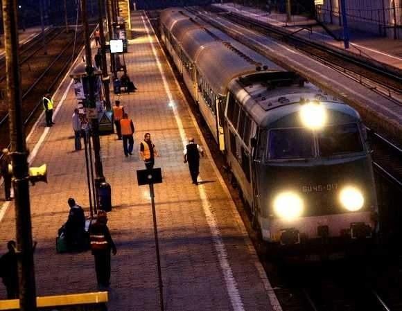 Bilety na pociągi zostaną zablokowane