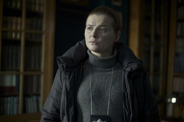 Jowita Budnik, Papusza z filmu Krauzego, w obrazie Jeziorak ma szansę zagrać kobietę z krwi i kości. I nie musi się do nikogo uśmiechać.