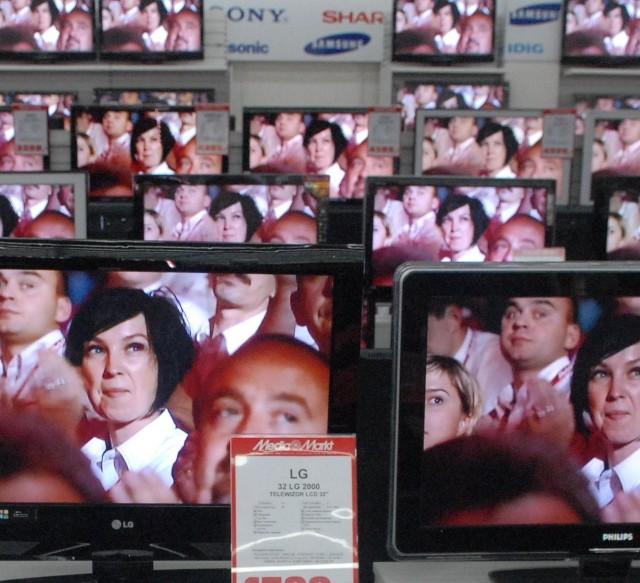 Na 5 tys. m kw. klienci będą mieć do wyboru 40 tys. produktów. Samych telewizorów ma być około 200 modeli.