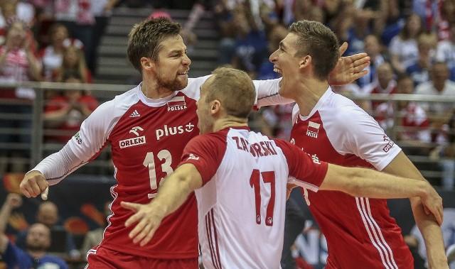 Polscy siatkarze w sobotni wieczór cieszyli się grą i dlatego w Ergo Arenie pokonali Finów 3:0