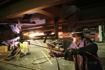 Zakłady ZNTK Łapy jeszcze pracują. Nie wiadomo jednak jeszcze, jak długo.