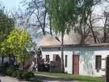 Pożar na plebanii na Widzewie [zdjęcia]