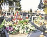 Bezczelny złodziej okradł grób dziecka w Kotlinie. Co ukradł?