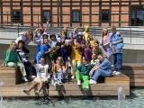Bydgoscy tancerze nagrali film w Młynach Rothera. Zdobyli też mistrzostwo Europy! [zdjęcia, wideo]