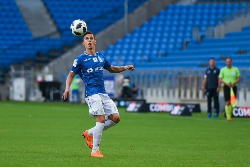 Wołodymyr Kostewycz zagrał w ekstraklasie równe 100 meczów.