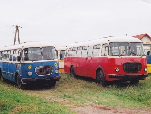 Czy pożar w Muzeum Autobusów w Paterku był dziełem podpalacza?
