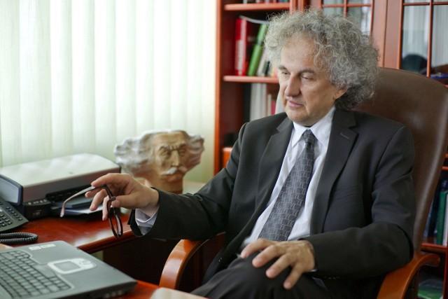 Andrzej Mochoń, prezes Targów Kielce, kanclerz świętokrzyskiej loży BCC, a od 2009 roku także Konsul Honorowy Republiki Federalnej Niemiec w Kielcach