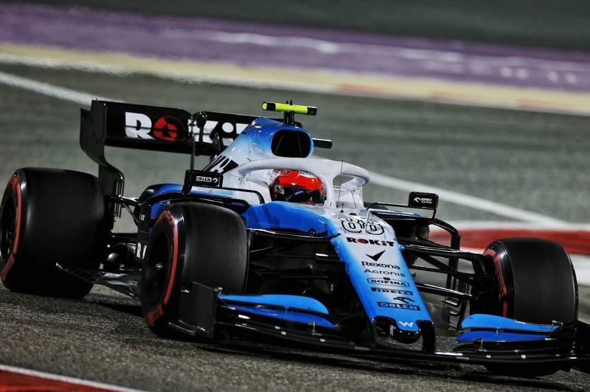 Robert Kubica w obu wyścigach tego sezonu miał duże problemy z opanowaniem bolidu Williamsa.