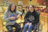 Natalia i Maciej Jelińscy, artyści z Szubina, wracają po wypadku do życia