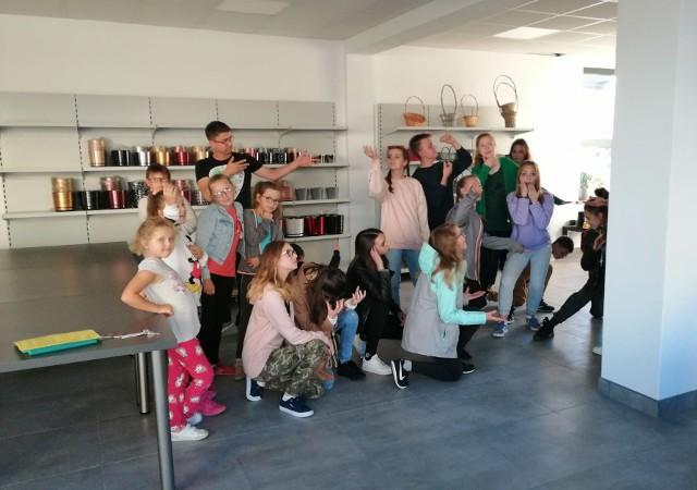 Ostrowski teatr prowadzi także zajęcia teatralne dla najmłodszych