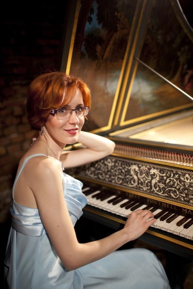 Liderką zespołu Musica Graziosa jest Paulina Tkaczyk