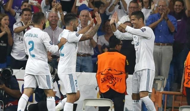 REAL MADRYT - APOEL Nikozja 3:0 wszystkie bramki na youtube. Dwa gole Ronaldo (wideo)