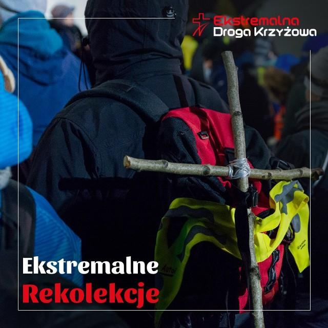Ekstremalna Droga Krzyżowa - to wyjątkowa, trudna pielgrzymka nocą. Przedsięwzięcie jest organizowane od 2009 roku