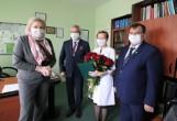 Życzenia dla pielęgniarek od władz powiatu inowrocławskiego