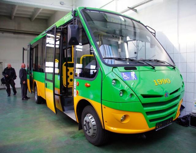 Minibusami Mercus będą podróżować pasażerowie MPK Poznań. Przetarg na dostawę pięciu autobusów typu mini z napędem konwencjonalnym został rozstrzygnięty. Do podpisania umowy dojdzie po uprawomocnieniu decyzji.
