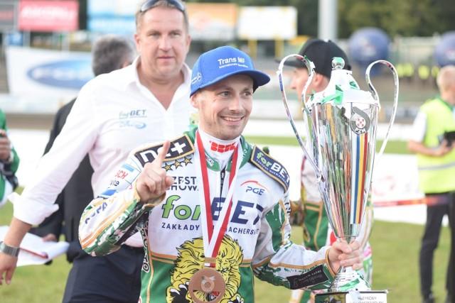 W sezonie 2019 żużlowcy Włókniarza Częstochowa pokonali Falubaz Zielona Góra w rywalizacji o brązowy medal PGE Ekstraligi.