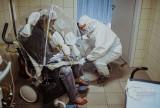 Zobacz, jak żołnierze pomagają podczas pandemii (ZDJĘCIA) Wspierają szpitale, sanepid i policję