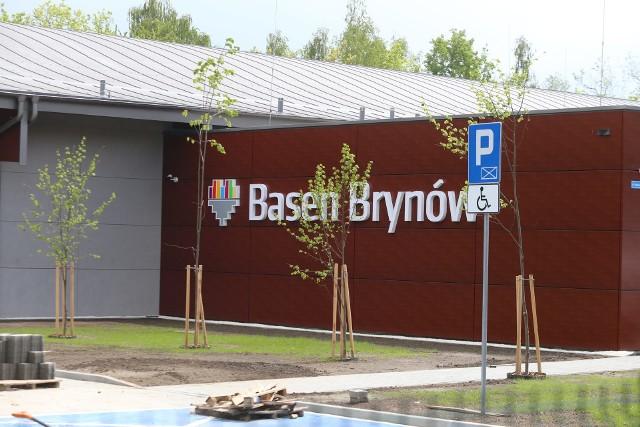 Basen Brynów przy ulicy Kościuszki w Katowicach