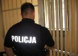 Ostrów Mazowiecka. Policjanci złapali mężczyznę usiłującego okraść jeden z zakładów produkcyjnych