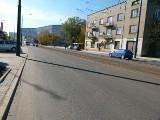 Na ul. Łagiewnickiej kończą remont. Kiedy koniec utrudnień - nie wiadomo