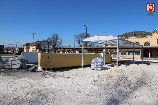 Prace przy budowie tunelu i parkingu przebiegają zgodnie z planem