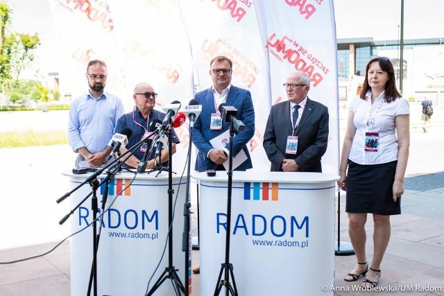 Podczas poniedziałkowej konferencji prasowej przedstawiciele władz miasta oraz Stowarzyszenia Czerwiec '76 i Solidarności mówili o planowanych obchodach 45. rocznicy wydarzeń czerwcowych.