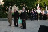 Poznaniacy uczcili bohaterów Poznańskiego Czerwca 1956 roku. Na placu Mickiewicza odbyły się główne obchody 65. rocznicy