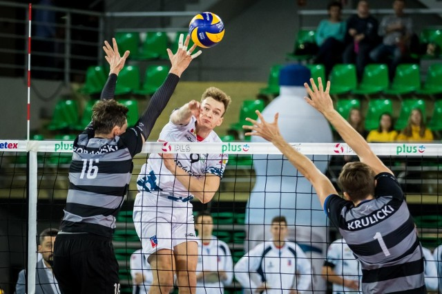 Bartosz Filipiak jeszcze w barwach Chemika Bydgoszcz