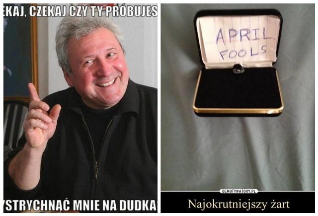 Memy na Prima Aprilis 2021. Najlepsze śmieszne obrazki, żarty, dowcipy na 1 kwietnia. Za rok będziemy się śmiać z koronawirusa [1.04.2021]