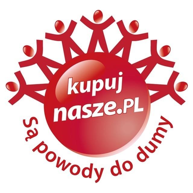 """Logo akcji """"Kupuj Nasze"""""""