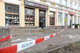 Napad na jubilera w Gdańsku Wrzeszczu. 22.01.2021 r. Napastnicy użyli gazu, uciekli ze zrabowaną biżuterią. Policja szuka sprawców