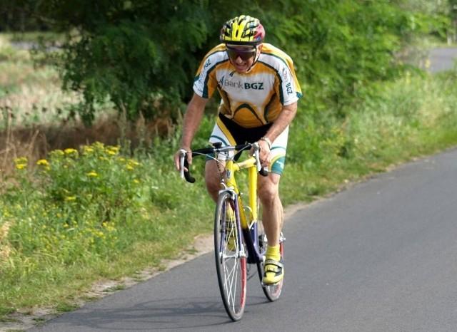 Adam Szymczyk ze Świecia wygrał w kategorii ViP