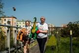 """Kolorowy ogród otwiera się dla małych pacjentów bydgoskiego """"Jurasza"""" [zdjęcia]"""