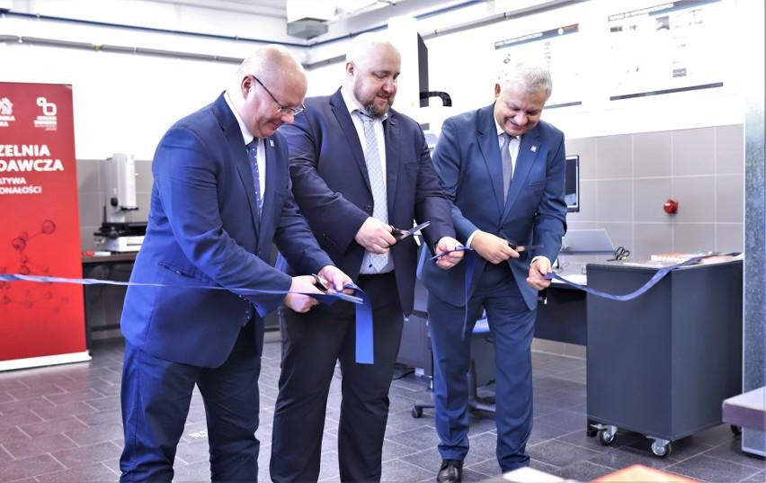 Na Politechnice Gdańskiej otwarto nowe laboratorium....