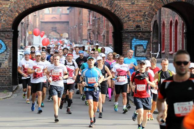 PKO Silesia Marathon 2017 z metą na Stadionie Śląskim