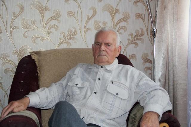 Bolesław Witkowski ma dziś 89 lat. W 1939 roku miał ich zaledwie 11