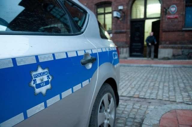 Komisariat policji ChełmżyKomisariat policji w Chełmży, do tekstu M.Oberlan