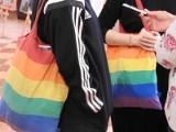 Tęczowy Piątek w Białymstoku. ZSOiT to szkoła, gdzie stawiają na tolerancję (wideo, zdjęcia)