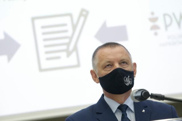 - NIK podejmie dalsze decyzje niezwłocznie po otrzymaniu ww. dokumentów- zapowiedziano w komunikacie.