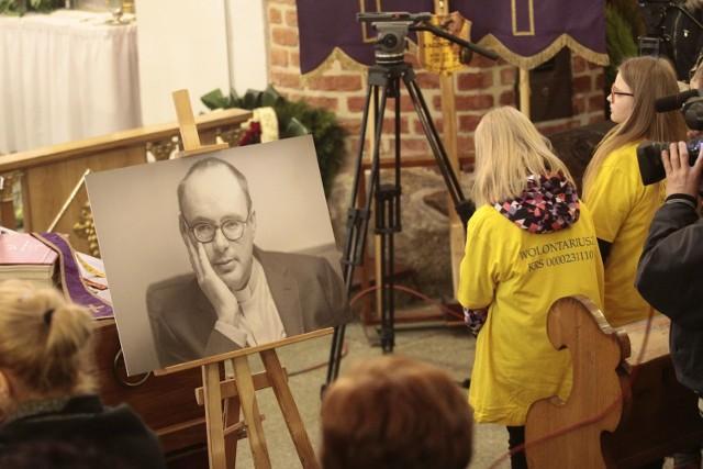Uroczystości pogrzebowe księdza Jana Kaczkowskiego w Pucku