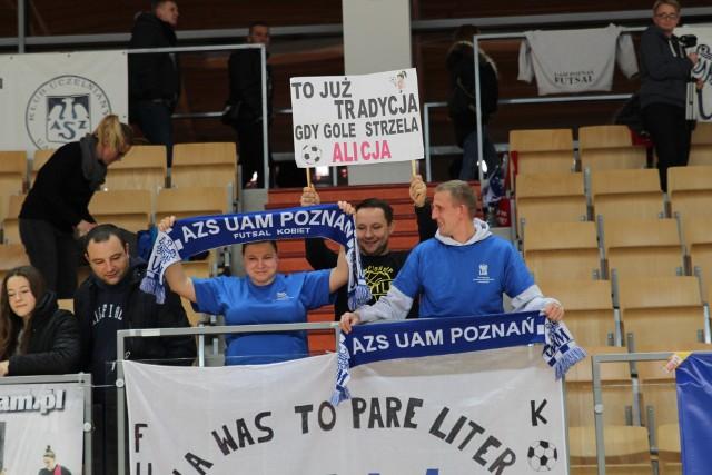 W sobotę do hali UAM na Morasku wrócą nie tylko futsalowe emocje, ale również kibice poznańskich akademiczek