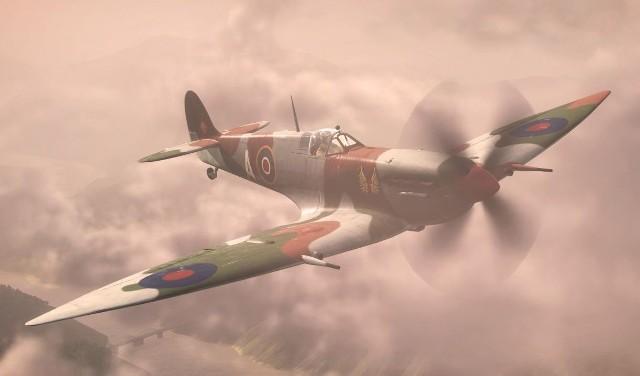 World of WarplanesWorld of Warplanes: w takiej grze Spitfire musi być